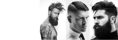 Мъжкото подстригване в Beauty Studio FLASH G e ритуал.